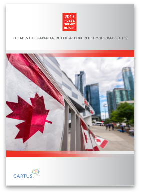 Canad Relocation Policy & Practices Survey