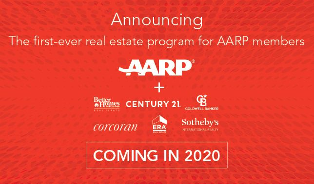 Realogy to create benefits program for AARP members