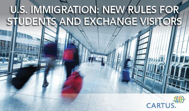 U S  Immigration: New Unlawful Presence Rules for Students