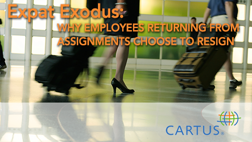 Why Employees Returning from Assignments Abroad Choose to Resign