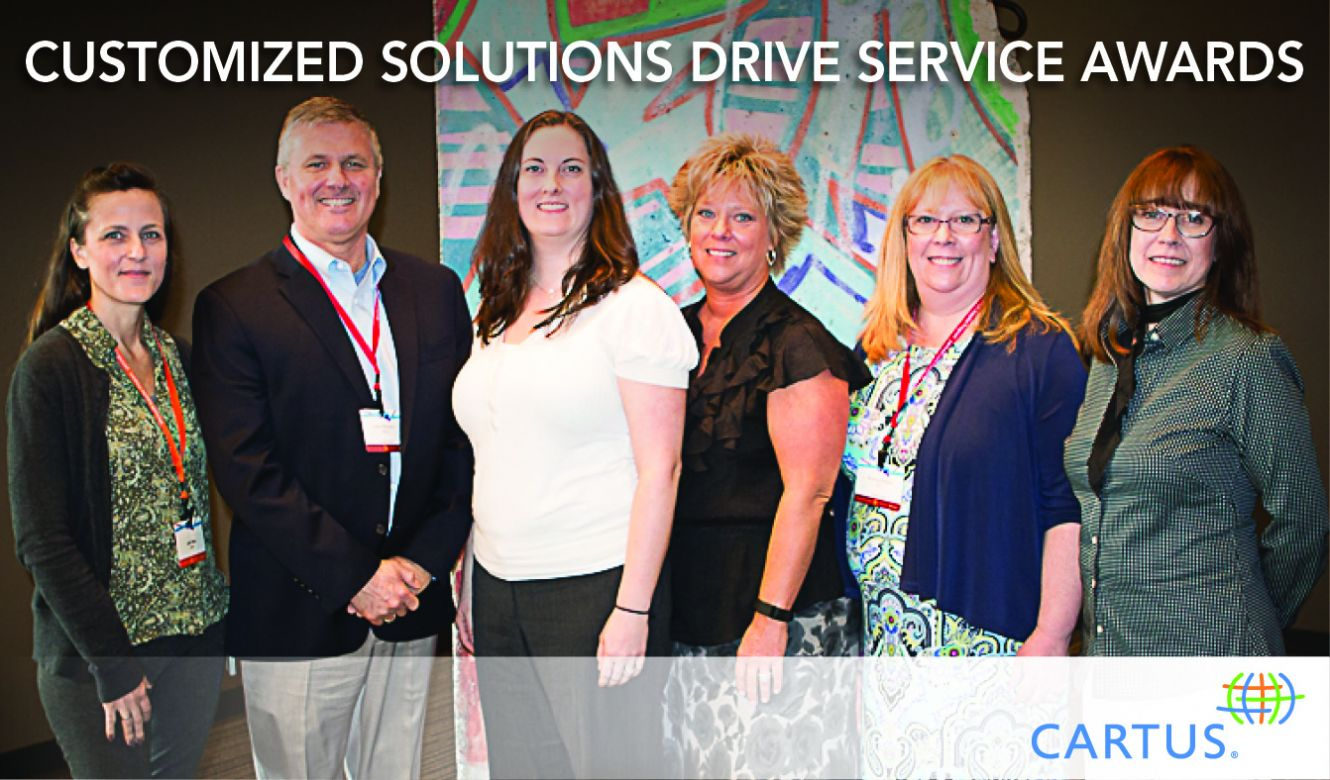 Cartus Recognized For Relocation Customer Service